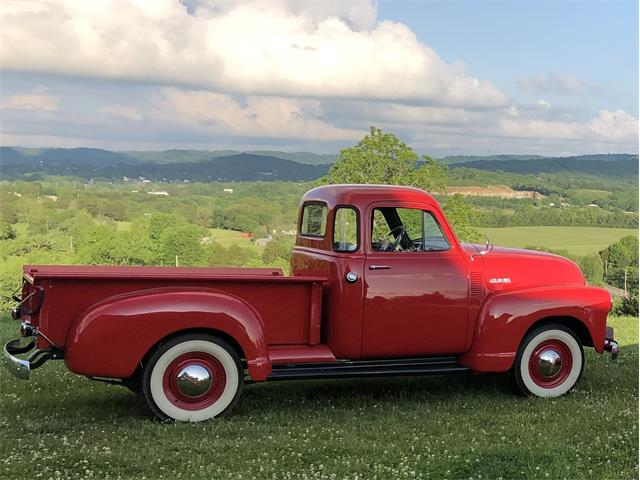 1952 Chevrolet 5-Window Pickup (CC-1524520) for sale in Woodbury, Tennessee