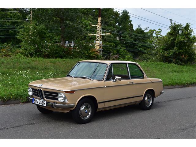 1972 BMW 2002 (CC-1524548) for sale in Orange, Connecticut