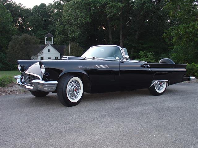 1957 Ford Thunderbird (CC-1524564) for sale in scipio, Indiana