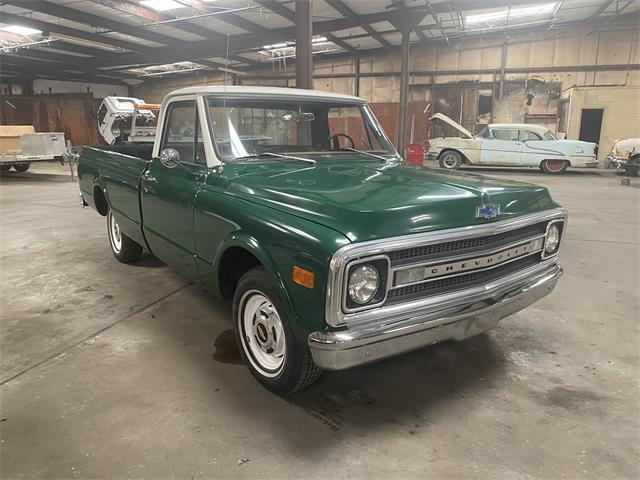 1969 Chevrolet C10 (CC-1524565) for sale in Nashville , Georgia