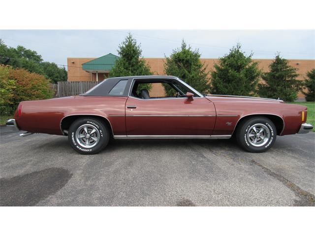 1974 Pontiac Grand Prix (CC-1524583) for sale in MILFORD, Ohio