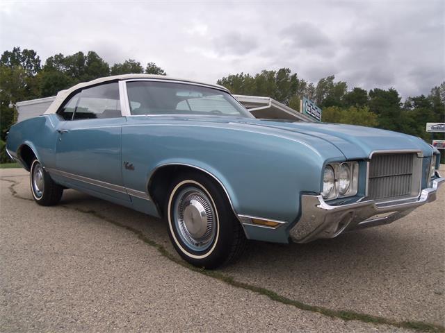 1971 Oldsmobile Cutlass Supreme (CC-1524584) for sale in JEFFERSON, Wisconsin