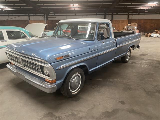 1972 Ford F100 (CC-1524585) for sale in Nashville , Georgia