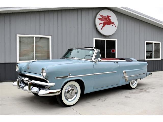 1953 Ford Crestline (CC-1524593) for sale in Greene, Iowa