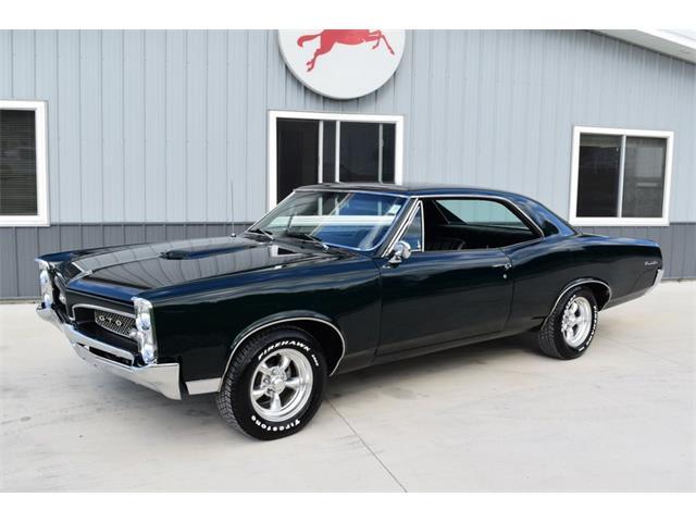 1967 Pontiac Tempest (CC-1524595) for sale in Greene, Iowa