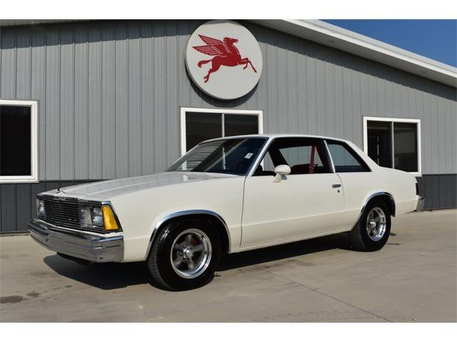 1980 Chevrolet Malibu (CC-1524599) for sale in Greene, Iowa
