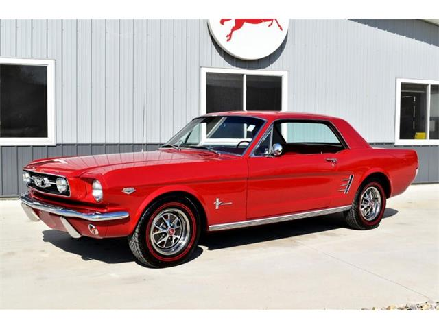 1966 Ford Mustang (CC-1524605) for sale in Greene, Iowa