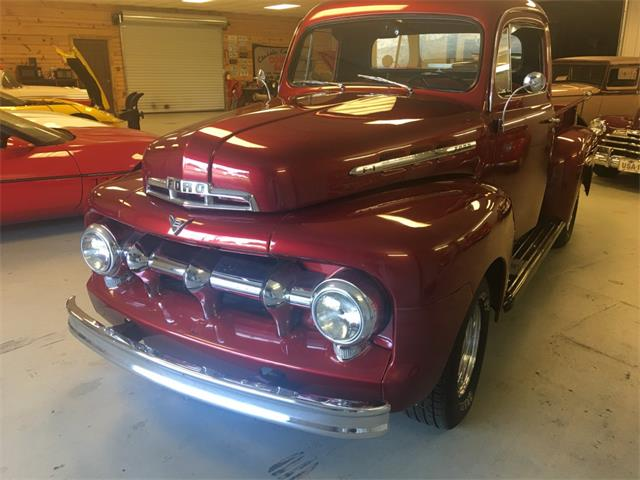 1951 Ford F1 (CC-1524612) for sale in Clarksville, Georgia