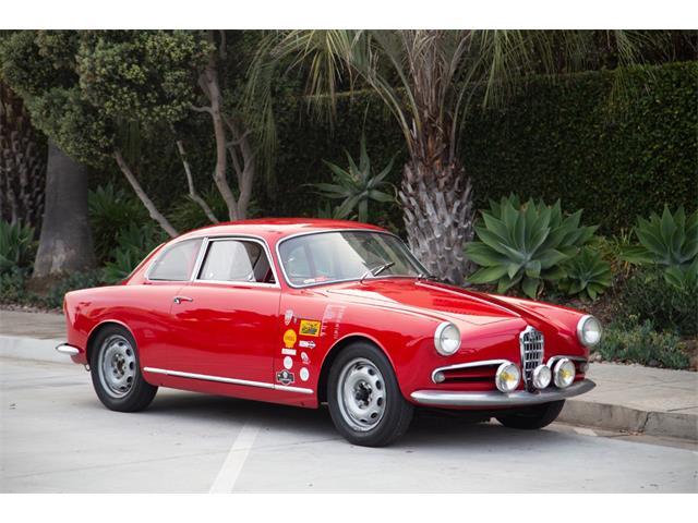 1956 Alfa Romeo Giulietta Sprint Veloce (CC-1524613) for sale in La Jolla, California