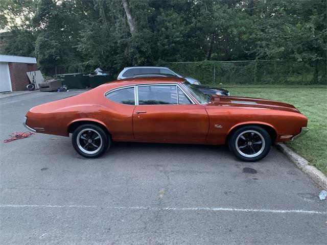 1971 Oldsmobile Cutlass (CC-1524616) for sale in Roselle, New Jersey