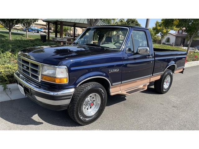 1995 Ford F150 (CC-1524617) for sale in Chino, California