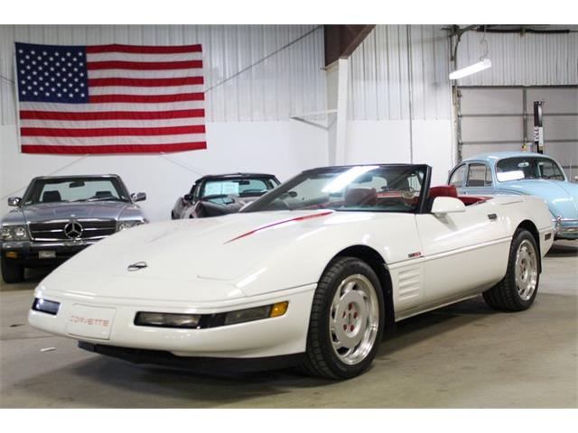 1992 Chevrolet Corvette (CC-1524629) for sale in Kentwood, Michigan