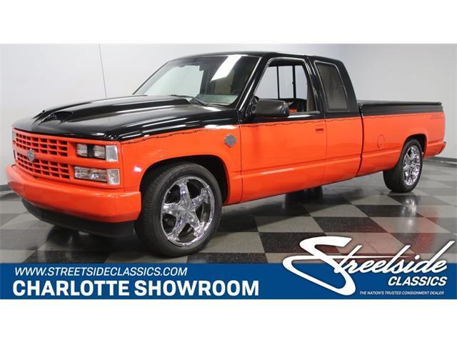1989 Chevrolet Silverado (CC-1524633) for sale in Concord, North Carolina
