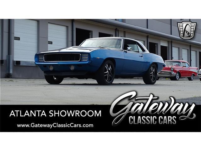 1969 Chevrolet Camaro (CC-1524641) for sale in O'Fallon, Illinois