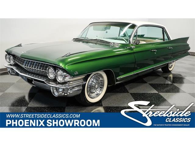1961 Cadillac DeVille (CC-1524648) for sale in Mesa, Arizona