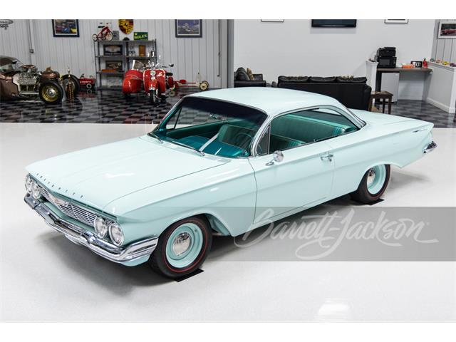 1961 Chevrolet Bel Air (CC-1520465) for sale in Houston, Texas