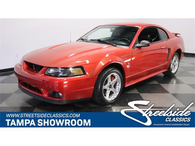 2001 Ford Mustang (CC-1524653) for sale in Lutz, Florida