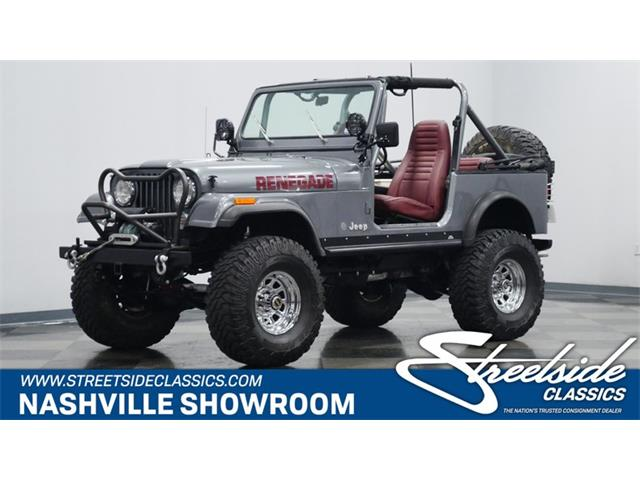 1985 Jeep CJ7 (CC-1524660) for sale in Lavergne, Tennessee