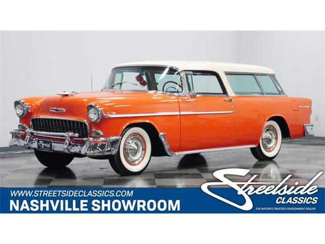 1955 Chevrolet Bel Air (CC-1524662) for sale in Lavergne, Tennessee