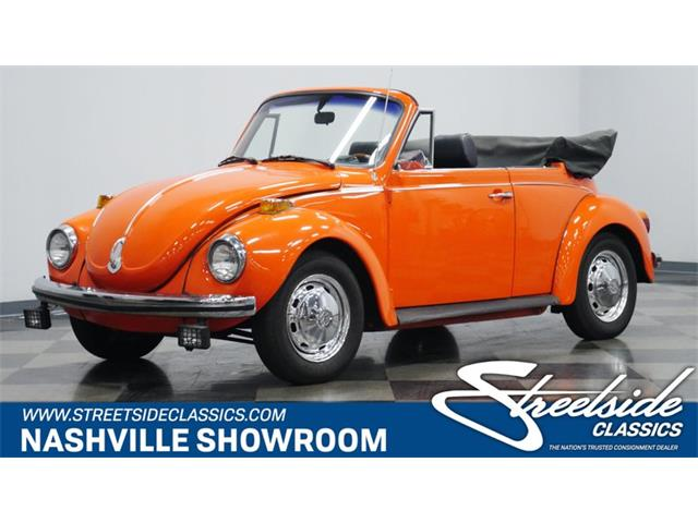 1973 Volkswagen Super Beetle (CC-1524665) for sale in Lavergne, Tennessee