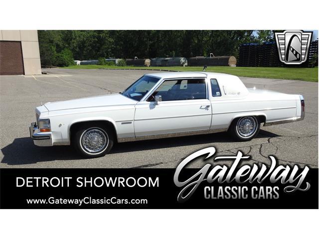 1983 Cadillac Fleetwood (CC-1524675) for sale in O'Fallon, Illinois