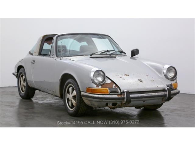 1969 Porsche 911E (CC-1524685) for sale in Beverly Hills, California