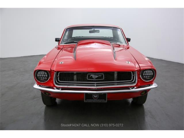 1968 Ford Mustang (CC-1524690) for sale in Beverly Hills, California