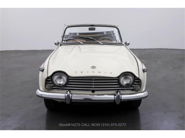 1966 Triumph TR4 (CC-1524692) for sale in Beverly Hills, California