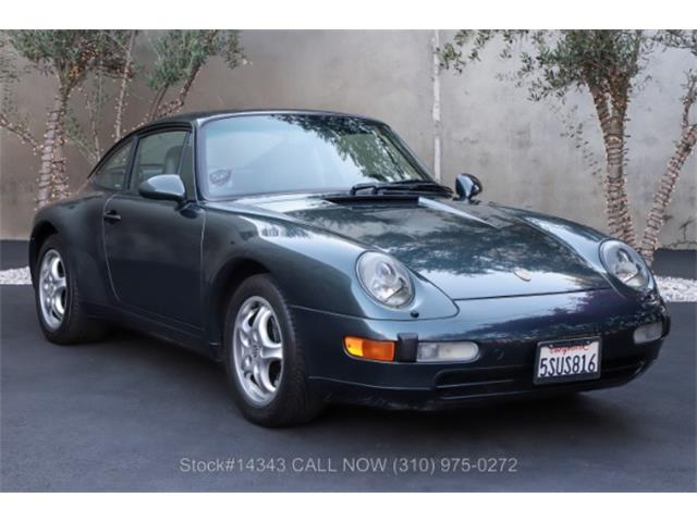 1995 Porsche 993 (CC-1524694) for sale in Beverly Hills, California