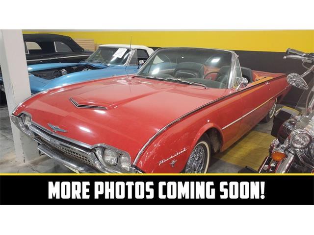 1962 Ford Thunderbird (CC-1524697) for sale in Mankato, Minnesota