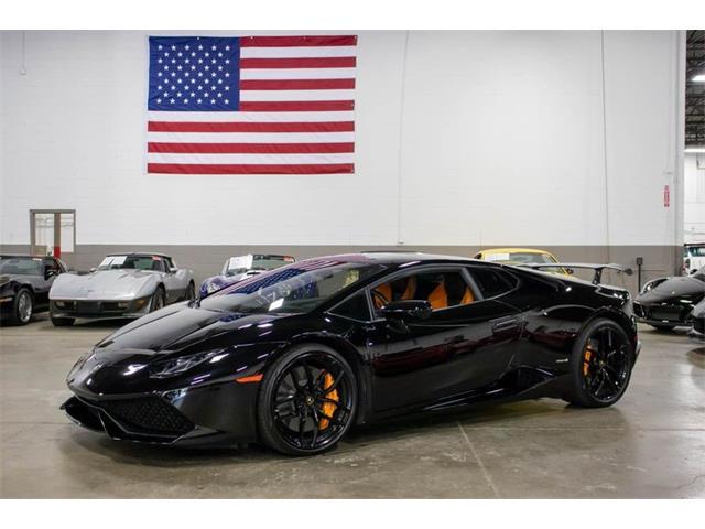 2015 Lamborghini Huracan (CC-1520047) for sale in Kentwood, Michigan