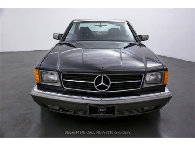 1985 Mercedes-Benz 500SEC (CC-1524700) for sale in Beverly Hills, California