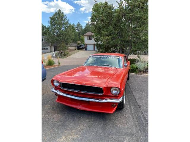 1965 Ford Mustang (CC-1524710) for sale in Cadillac, Michigan