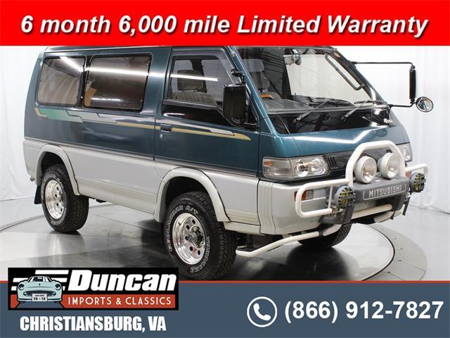 1993 Mitsubishi Delica (CC-1524712) for sale in Christiansburg, Virginia