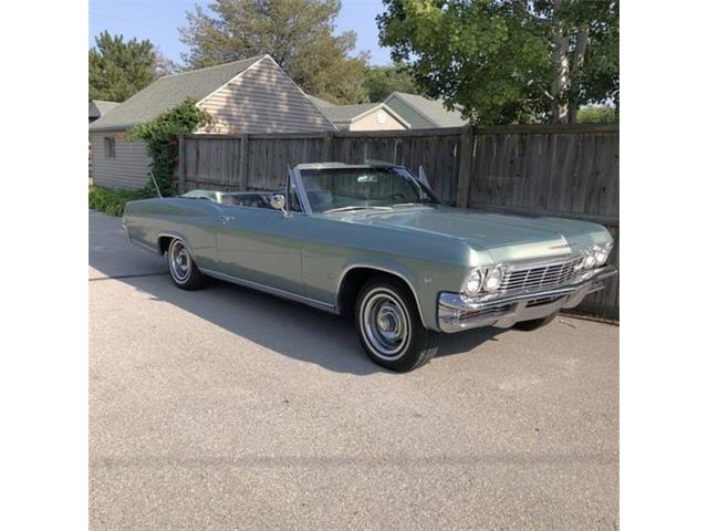 1965 Chevrolet Impala (CC-1524714) for sale in Cadillac, Michigan