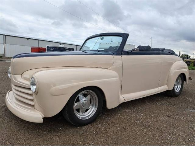 1948 Ford Convertible (CC-1524715) for sale in Cadillac, Michigan
