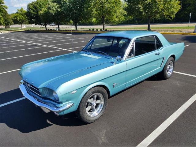 1965 Ford Mustang (CC-1524724) for sale in Cadillac, Michigan