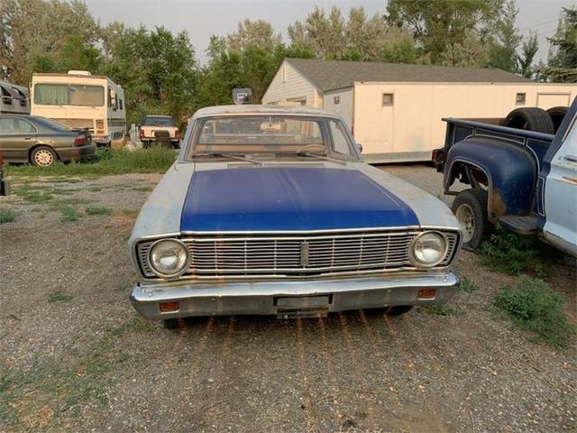 1966 Ford Ranchero (CC-1524725) for sale in Cadillac, Michigan