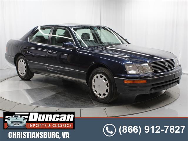 1994 Toyota Celsior (CC-1524729) for sale in Christiansburg, Virginia