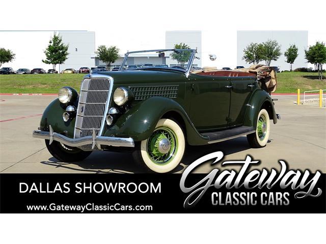 1935 Ford Phaeton (CC-1524732) for sale in O'Fallon, Illinois