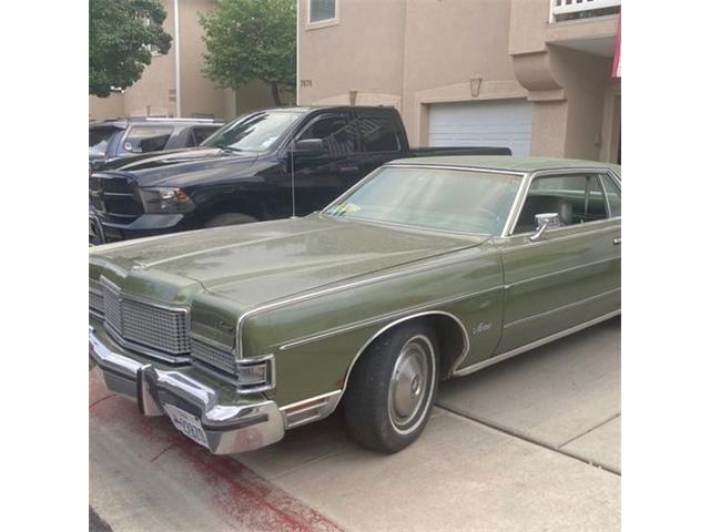 1973 Mercury Marquis (CC-1524748) for sale in Cadillac, Michigan
