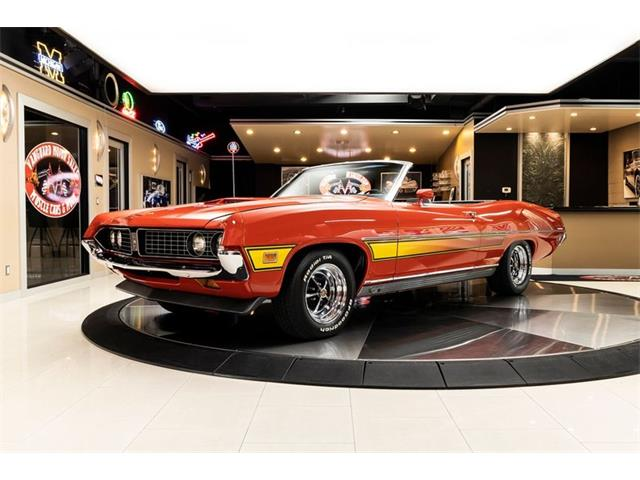 1971 Ford Torino (CC-1524749) for sale in Plymouth, Michigan
