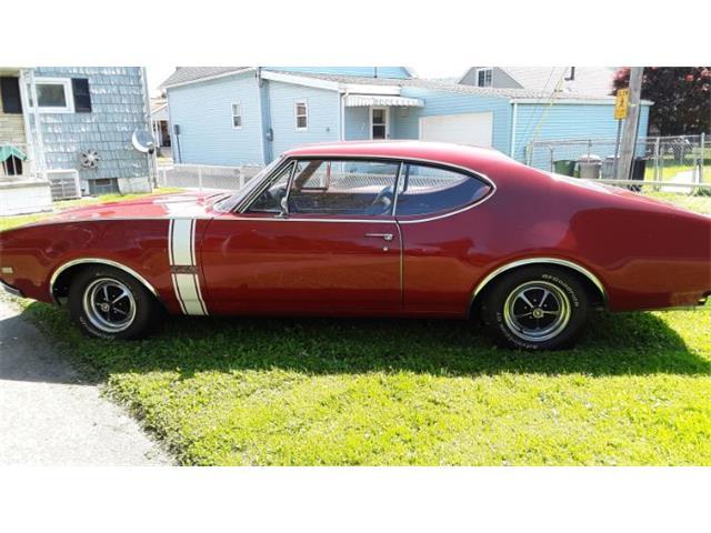 1968 Oldsmobile 442 (CC-1524758) for sale in Cadillac, Michigan