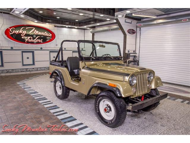 1970 Jeep CJ5 (CC-1524763) for sale in Lenoir City, Tennessee