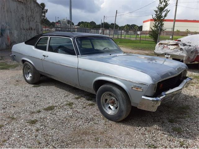 1973 Chevrolet Nova (CC-1524768) for sale in Cadillac, Michigan