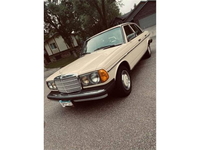 1983 Mercedes-Benz 240D (CC-1524772) for sale in Cadillac, Michigan