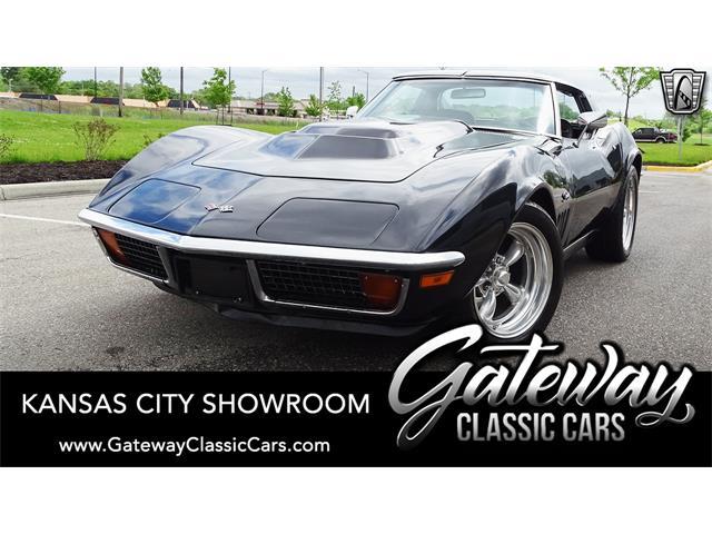 1970 Chevrolet Corvette (CC-1524789) for sale in O'Fallon, Illinois