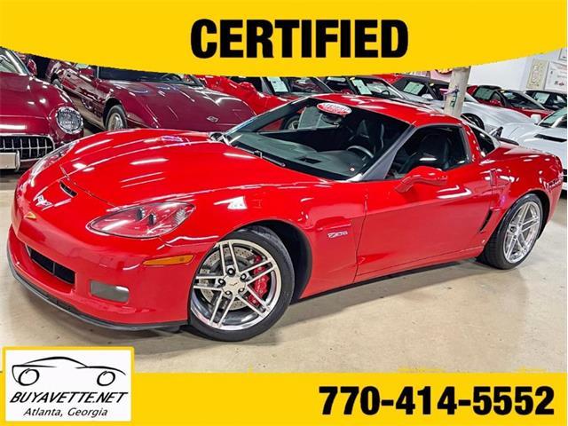 2007 Chevrolet Corvette (CC-1524792) for sale in Atlanta, Georgia