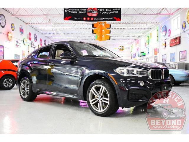 2017 BMW X6 (CC-1524795) for sale in Wayne, Michigan