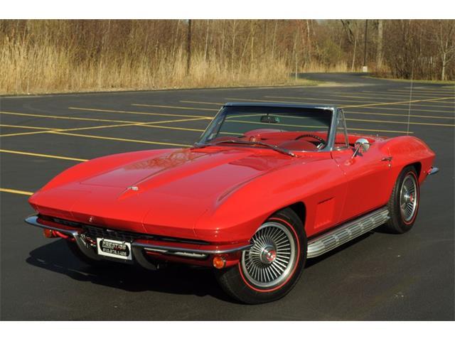 1967 Chevrolet Corvette (CC-1524796) for sale in Clifton Park, New York